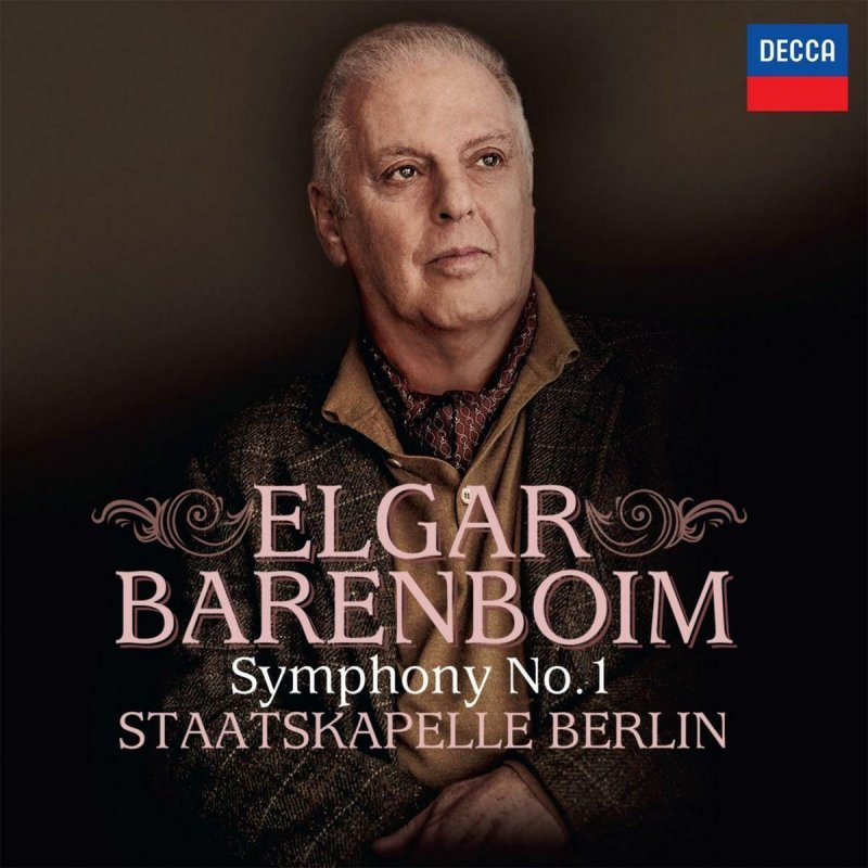 Image of   Elgar Barenboim - Symphony No.1 In A Flat Major - CD