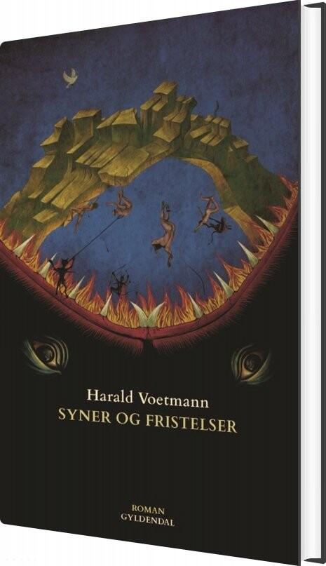 Billede af Syner Og Fristelser - Harald Voetmann - Bog