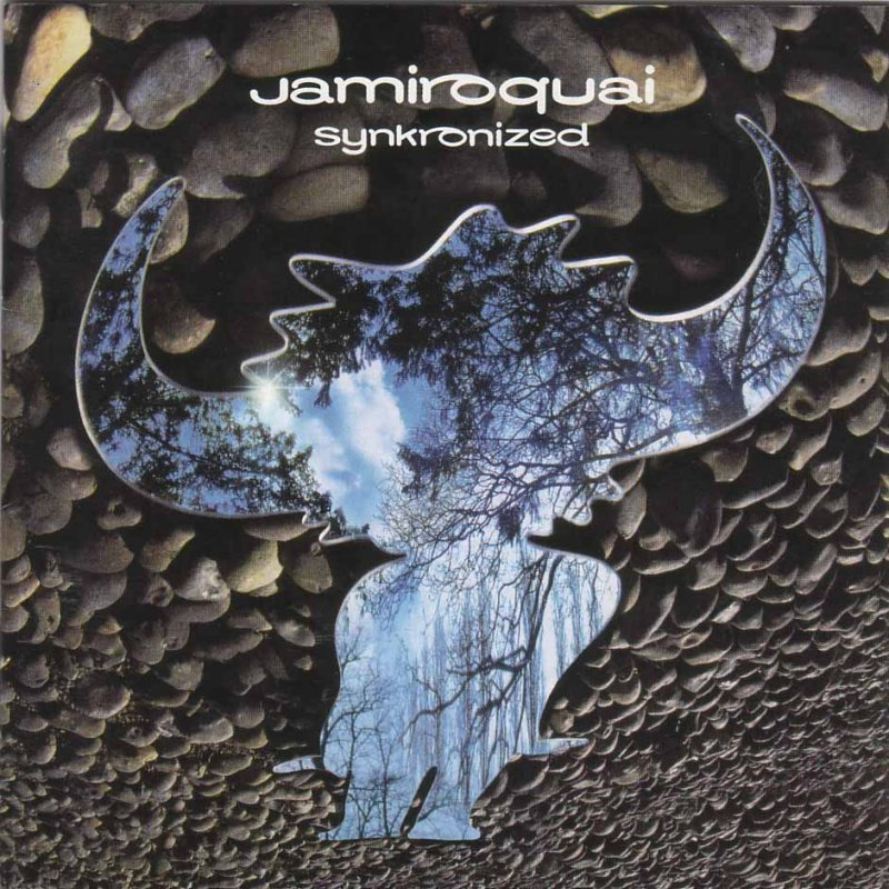 Jamiroquai - Synkronized - Vinyl / LP