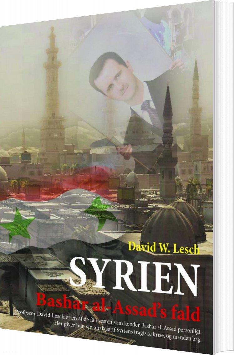 Syrien - David Lesch - Bog
