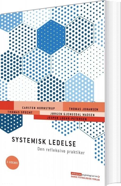 Image of   Systemisk Ledelse - Carsten Hornstrup - Bog