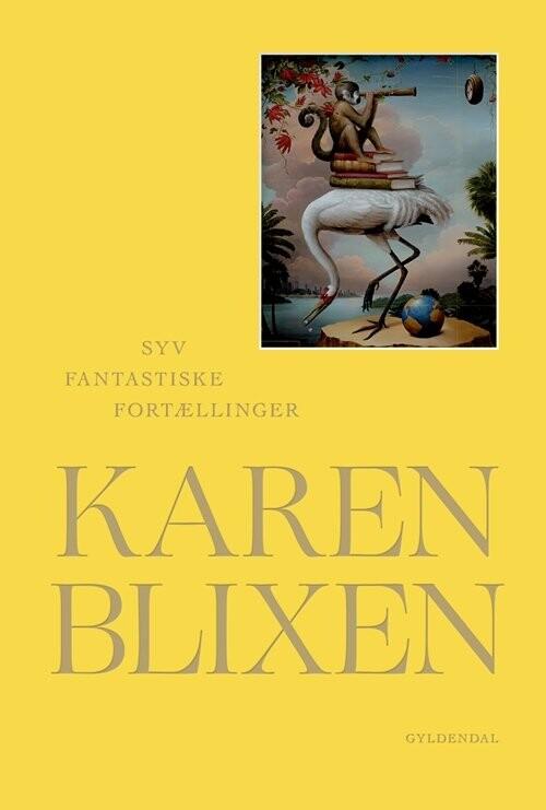 Syv Fantastiske Fortællinger - Karen Blixen - Bog