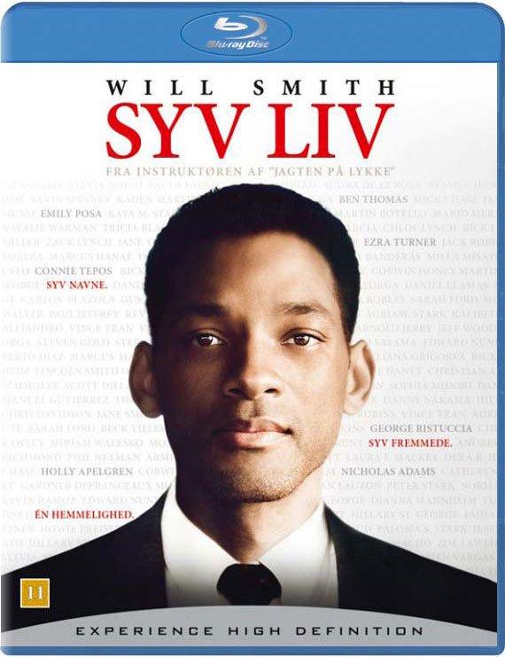 Image of   Seven Pounds / Syv Liv - Blu-Ray