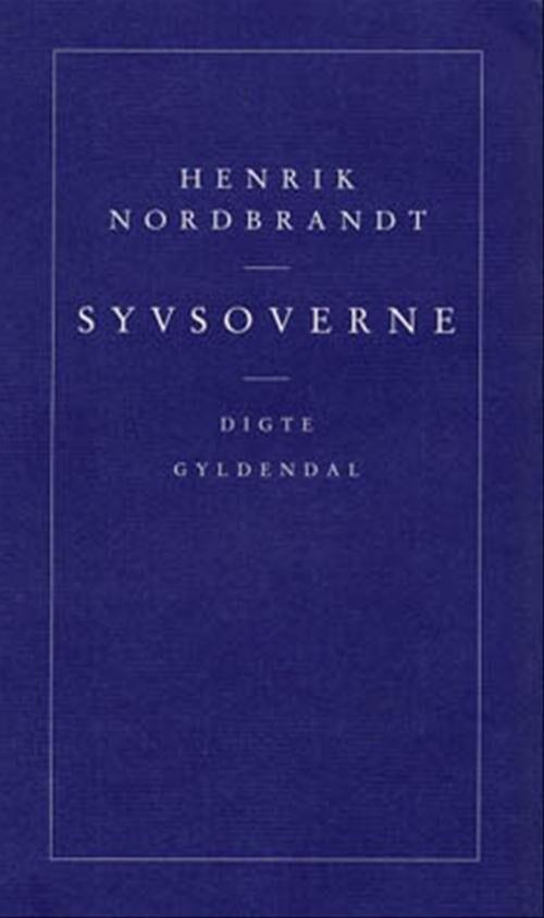 Syvsoverne - Henrik Nordbrandt - Bog