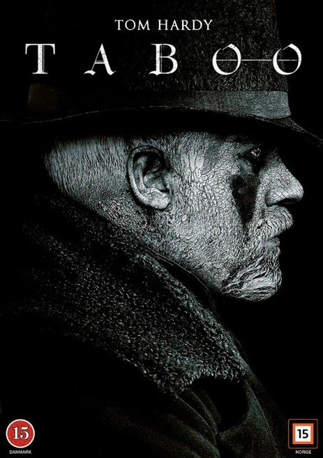 Image of   Taboo - Sæson 1 - DVD - Tv-serie