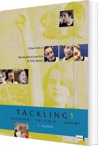 Image of   Tackling 1, 7.kl. Elevhæfte - Peter Jepsen - Bog