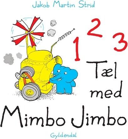 Tæl Med Mimbo Jimbo - Jakob Martin Strid - Bog