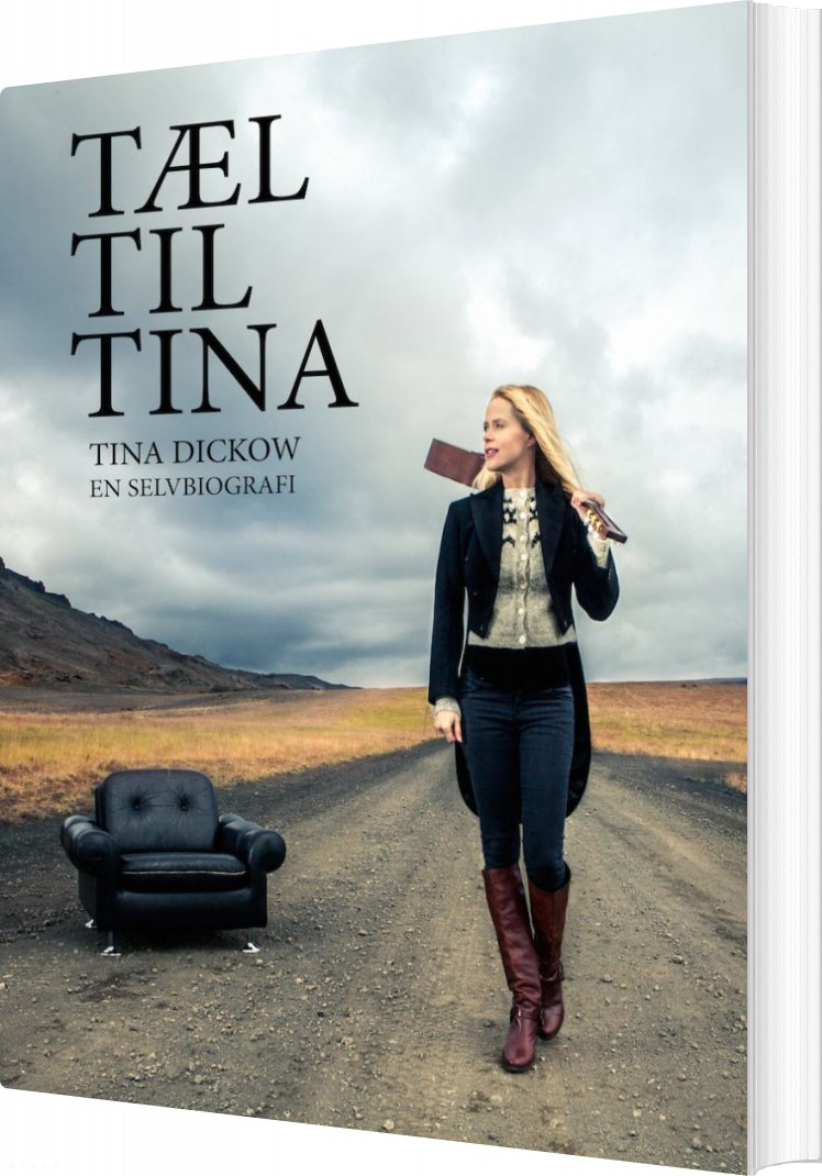 Billede af Tæl Til Tina - Tina Dickow - Bog