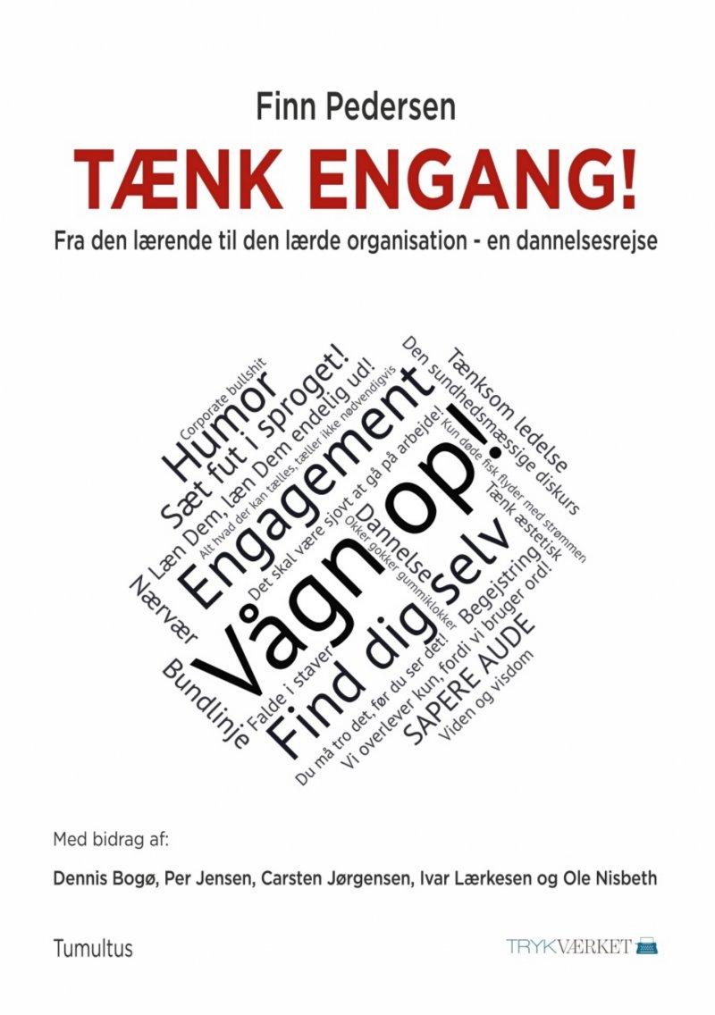 Tænk Engang! - Finn Pedersen - Bog