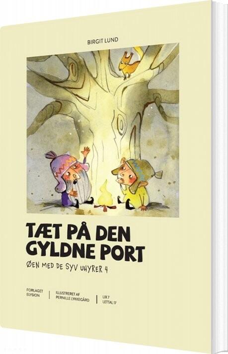 Image of   Tæt På Den Gyldne Port - Birgit Lund - Bog