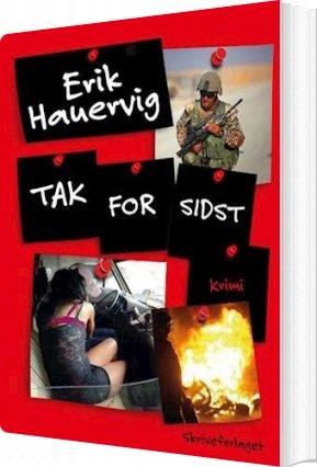 Image of   Tak For Sidst - Erik Hauervig - Bog