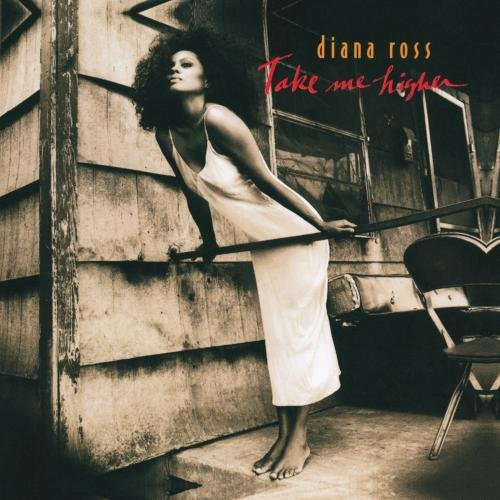 Image of   Diana Ross - Take Me Higher - CD