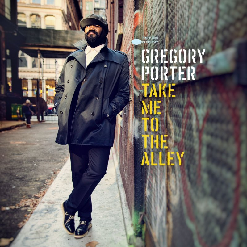Image of   Gregory Porter - Take Me To The Alley - CD