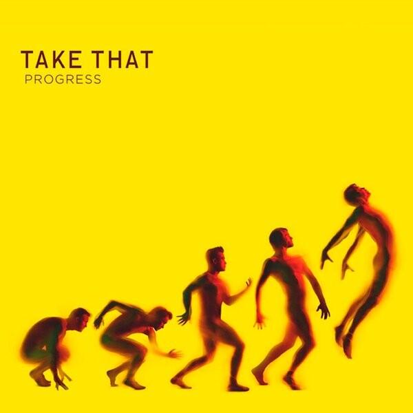 Billede af Take That - Progress - CD