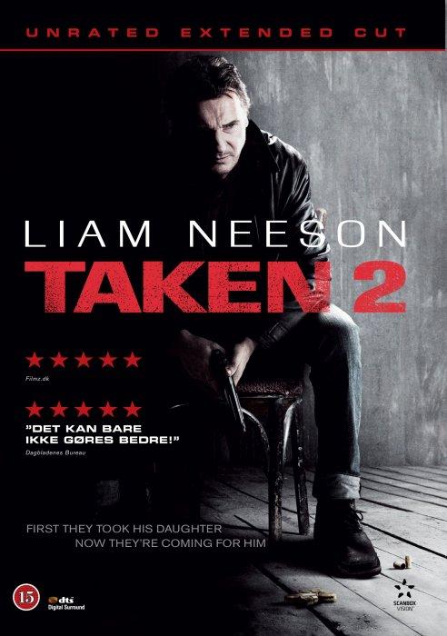 Image of   Taken 2 - DVD - Film
