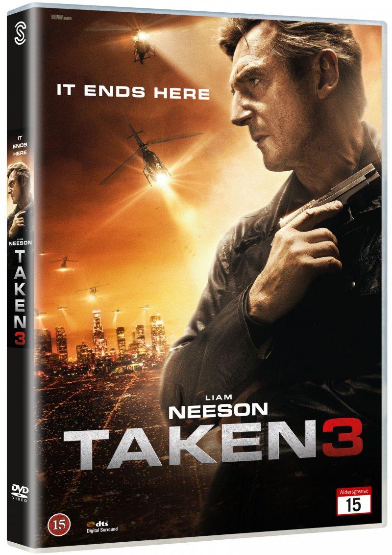 Image of   Taken 3 - DVD - Film