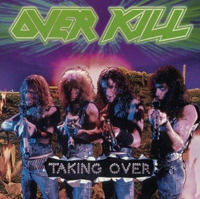 Overkill - Taking Over - Vinyl / LP