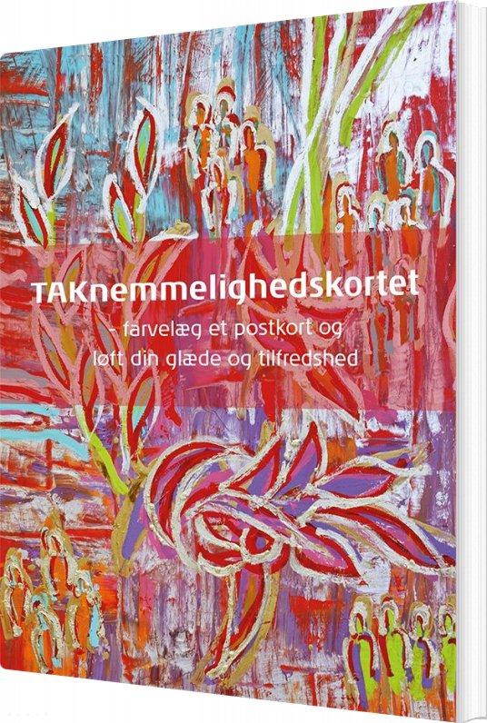 Image of   Taknemmelighedskortet - Jesper Bay-hansen - Bog