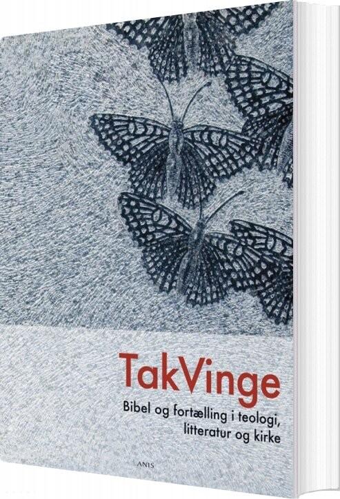 Takvinge - Kirsten M. Andersen - Bog