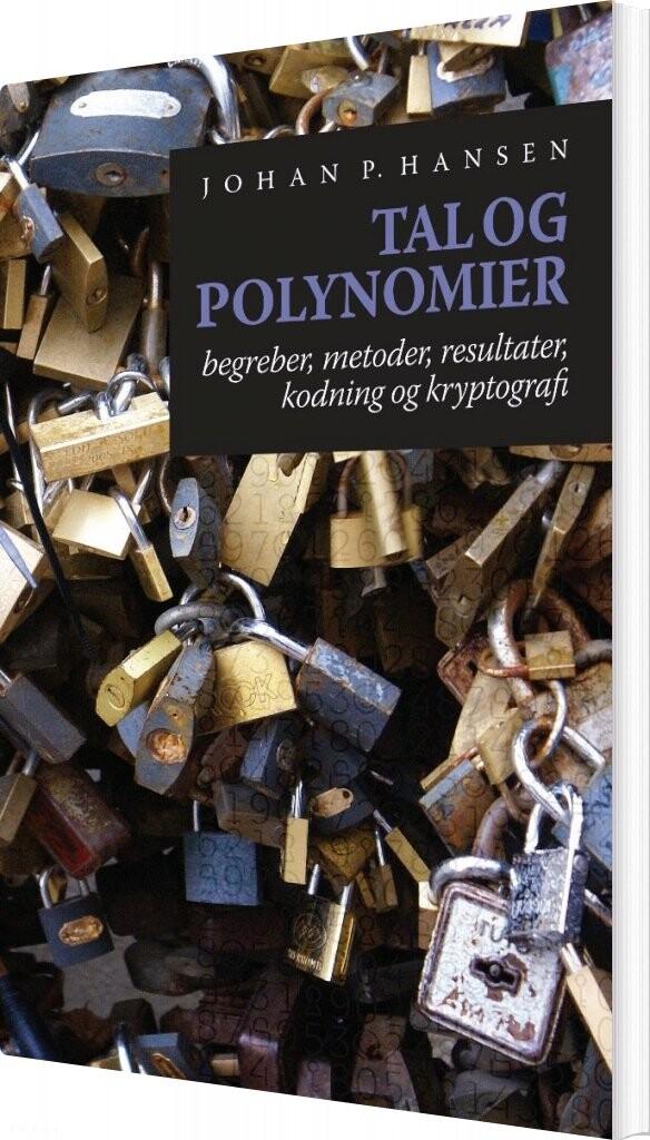 Image of   Tal Og Polynomier - Johan P. Hansen - Bog