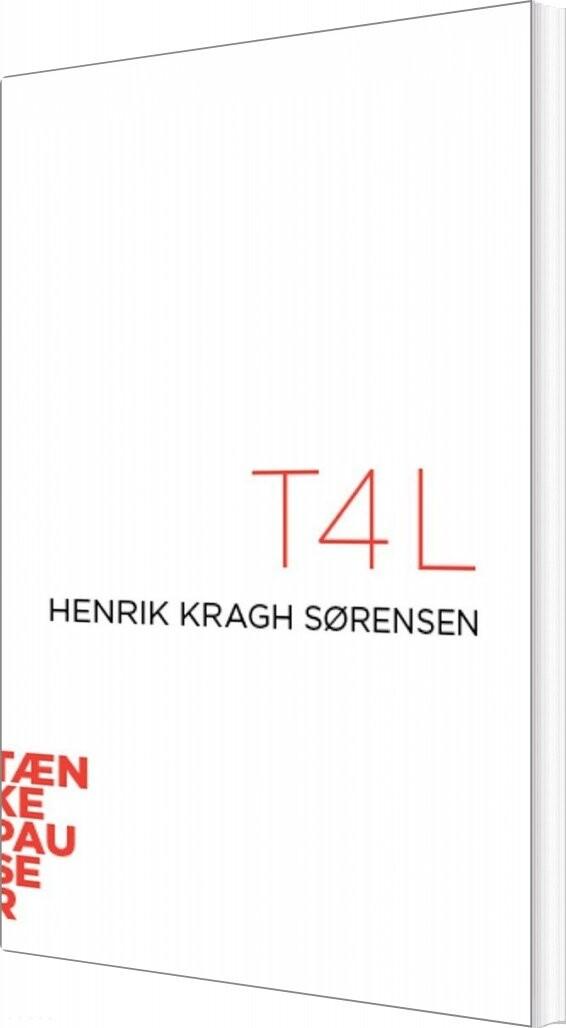 Image of   Tal - Henrik Kragh Sørensen - Bog