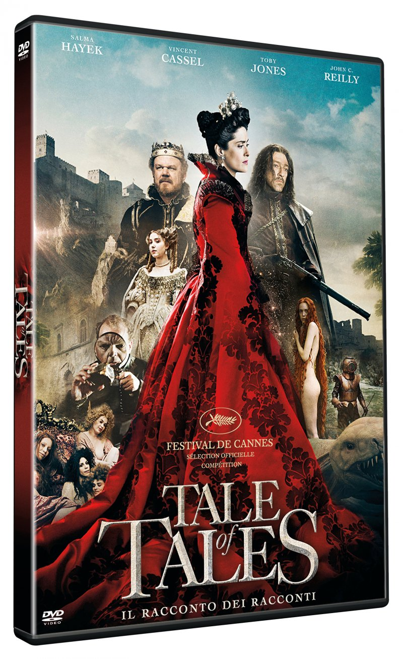 Image of   Tale Of Tales - DVD - Film