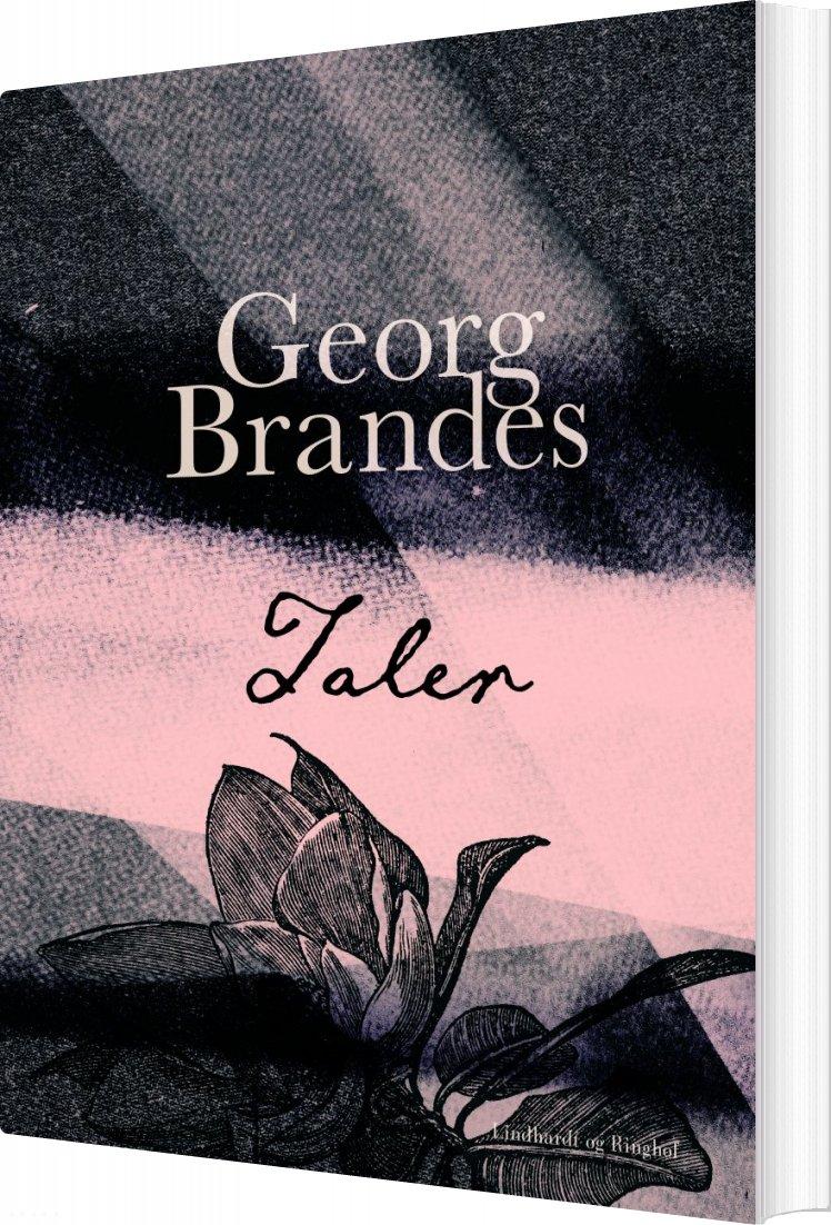 Image of   Taler - Georg Brandes - Bog