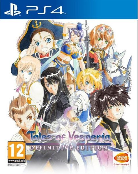 Image of   Tales Of Vesperia - Definitive Edition - PS4