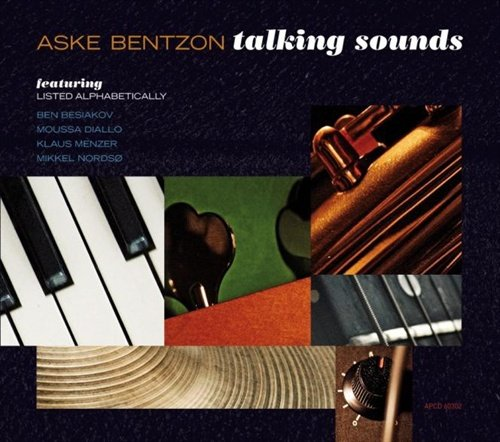 Image of   Aske Bentzon - Talking Sounds - CD