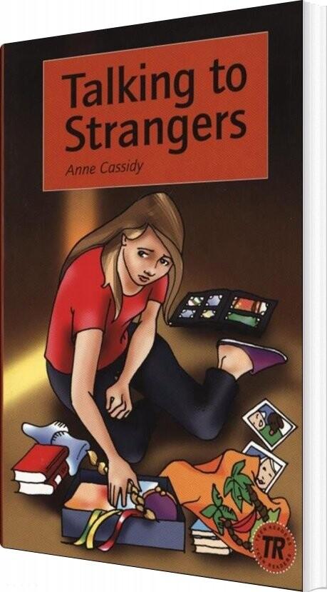Talking To Strangers, Tr 3 - Anne Cassidy - Bog