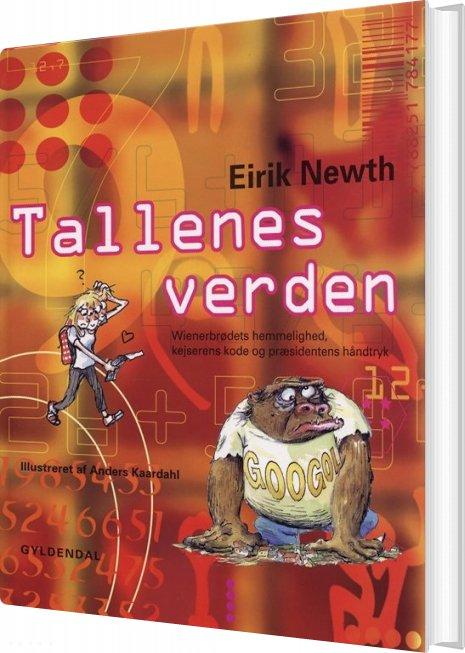 Billede af Tallenes Verden - Eirik Newth - Bog