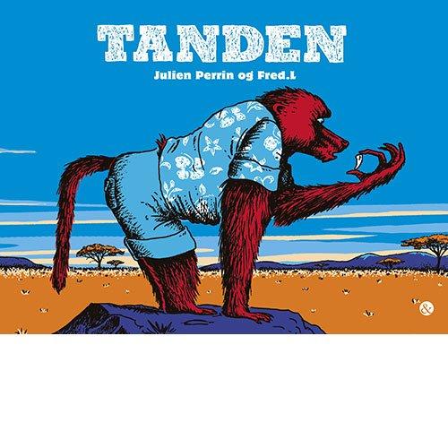 Tanden - Julien Perrin - Bog