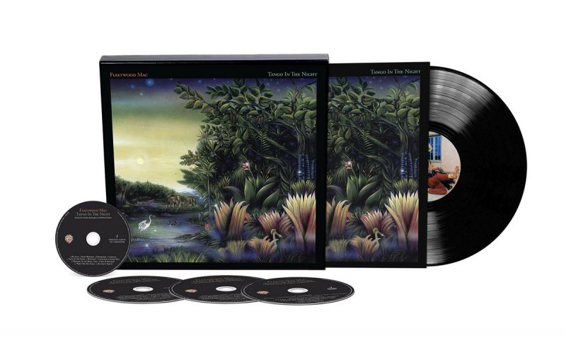 Image of   Fleetwood Mac - Tango In The Night - Deluxe Limited Edition (3cd+lp+dvd) - CD