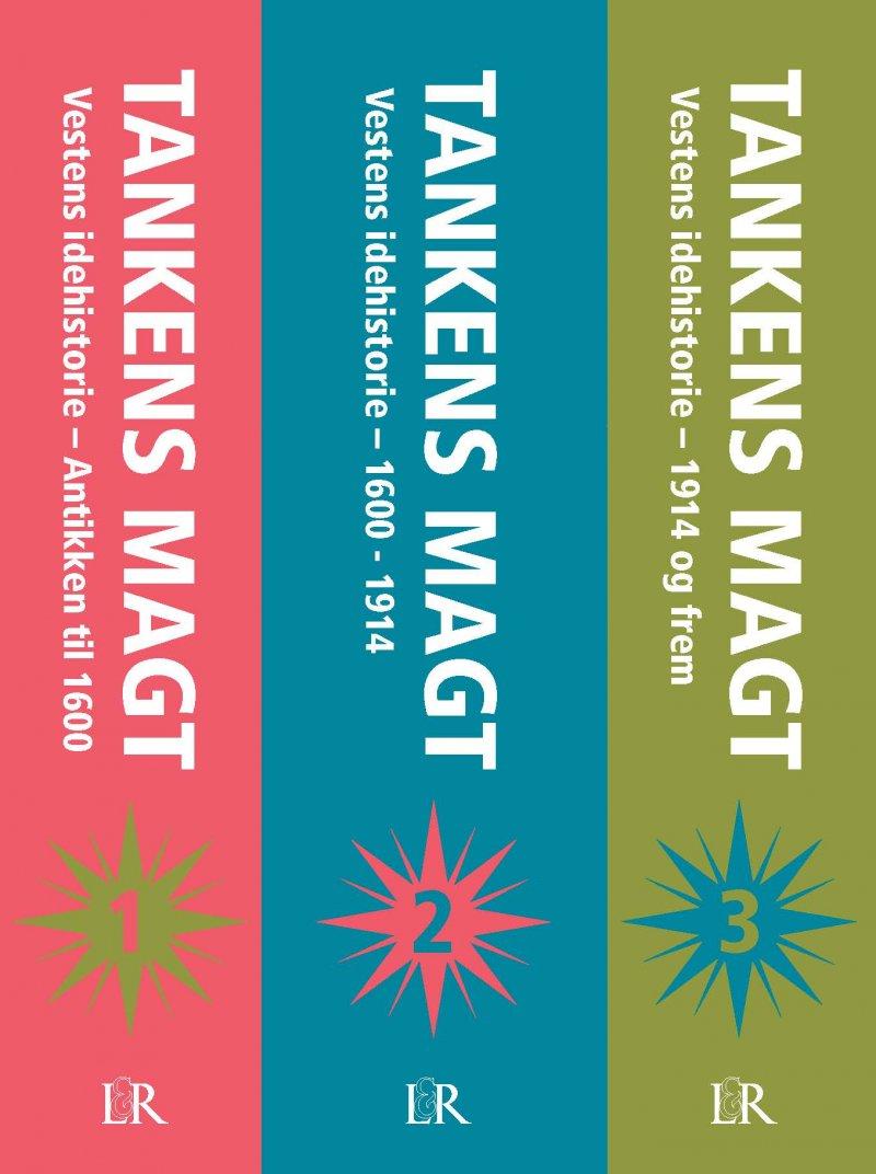 Image of   Tankens Magt - Bind 1-3 - Hans Siggaard Jensen - Bog