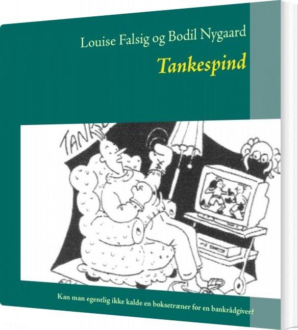 Tankespind - Bodil Nygaard - Bog
