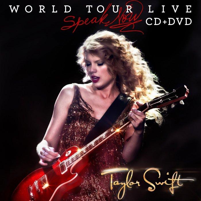 Image of   Taylor Swift - Speak Now - World Tour Live (cd+dvd) - CD