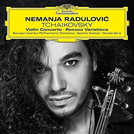 Image of   Nemanja Radulovic - Tchaikovsky - CD