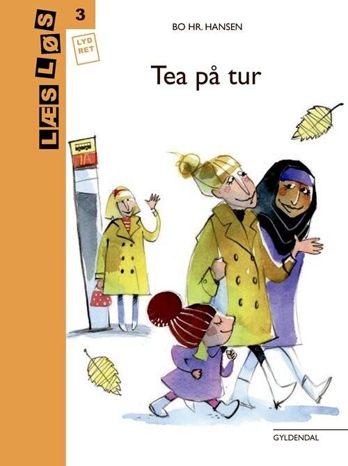 Image of   Tea På Tur - Bo Hr. Hansen - Bog