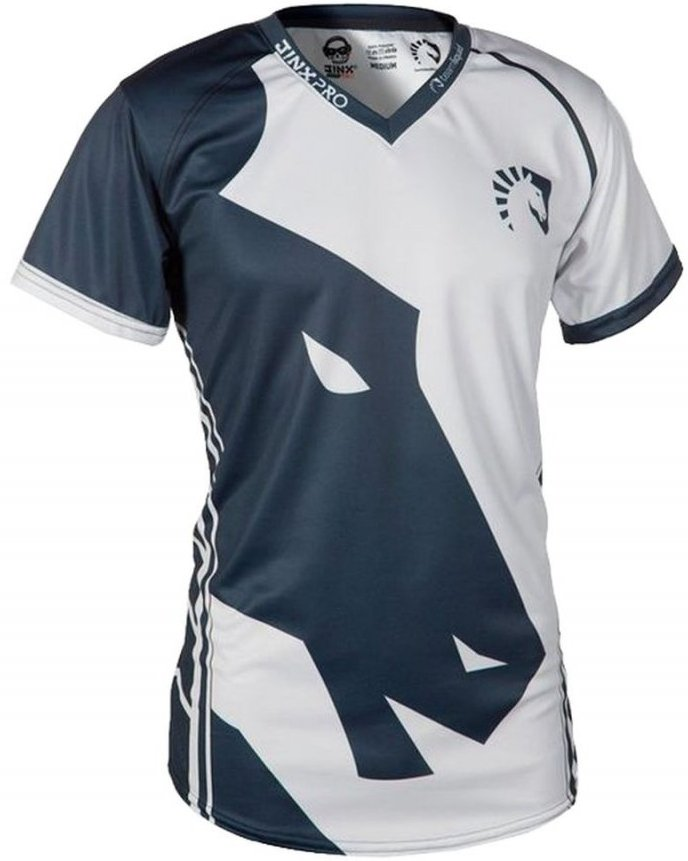 Image of   Team Liquid Player Jersey / Esport Trøjer 2018 - Light 3xl