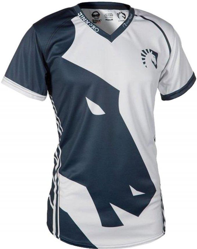 Image of   Team Liquid Player Jersey / Esport Trøjer 2018 - Light M