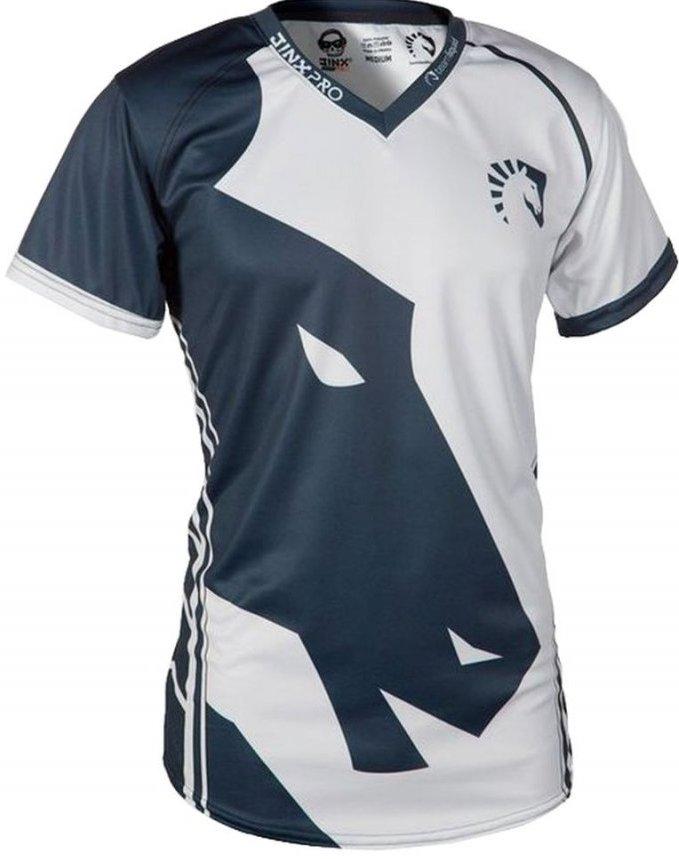 Image of   Team Liquid Player Jersey / Esport Trøjer 2018 - Light S