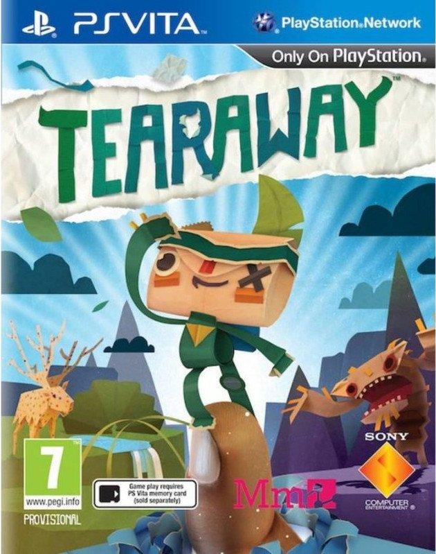 Tearaway (nordic) - PlayStation Vita