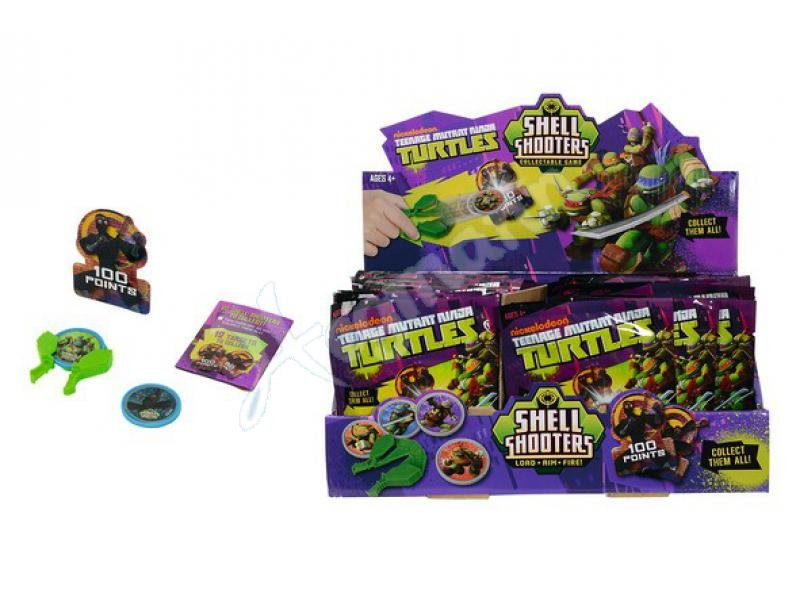 Image of   Tilbehør Til Ninja Turtles Disc Shooter