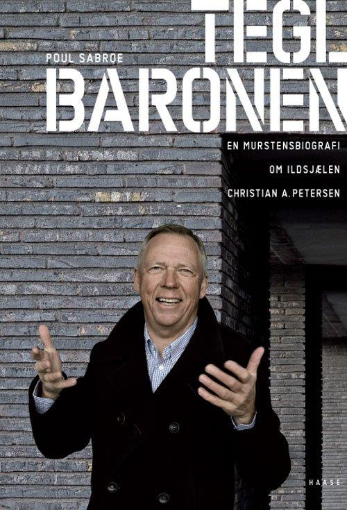 Image of   Teglbaronen - Poul Sabroe - Bog