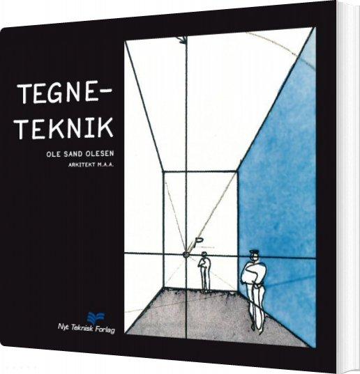 Billede af Tegneteknik - Ole Sand Olesen - Bog