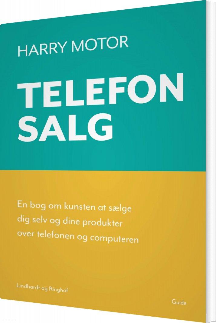 Image of   Telefonsalg - Harry Motor - Bog