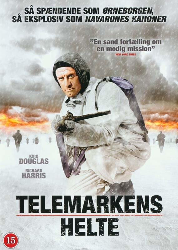 Billede af Telemarkens Helte - DVD - Film
