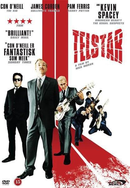 Telstar - The Joe Meek Story - DVD - Film