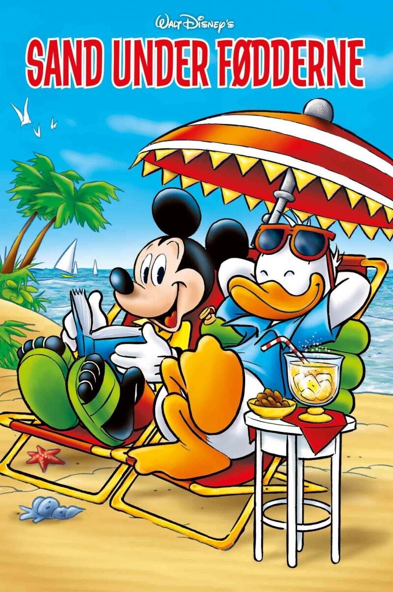 Image of   Temabog 4 - Disney - Tegneserie