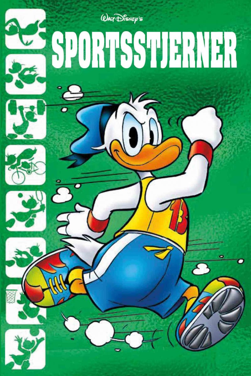 Image of   Jumbobog Tema - Sportsstjerner - Disney - Tegneserie